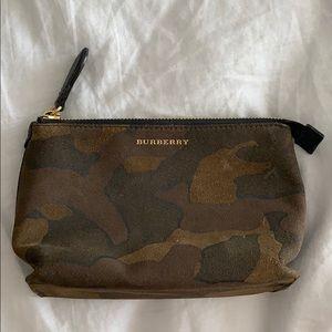 Burberry Camo Cosmetic Bag